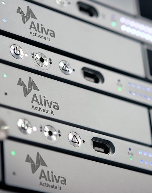 Aliva Servers