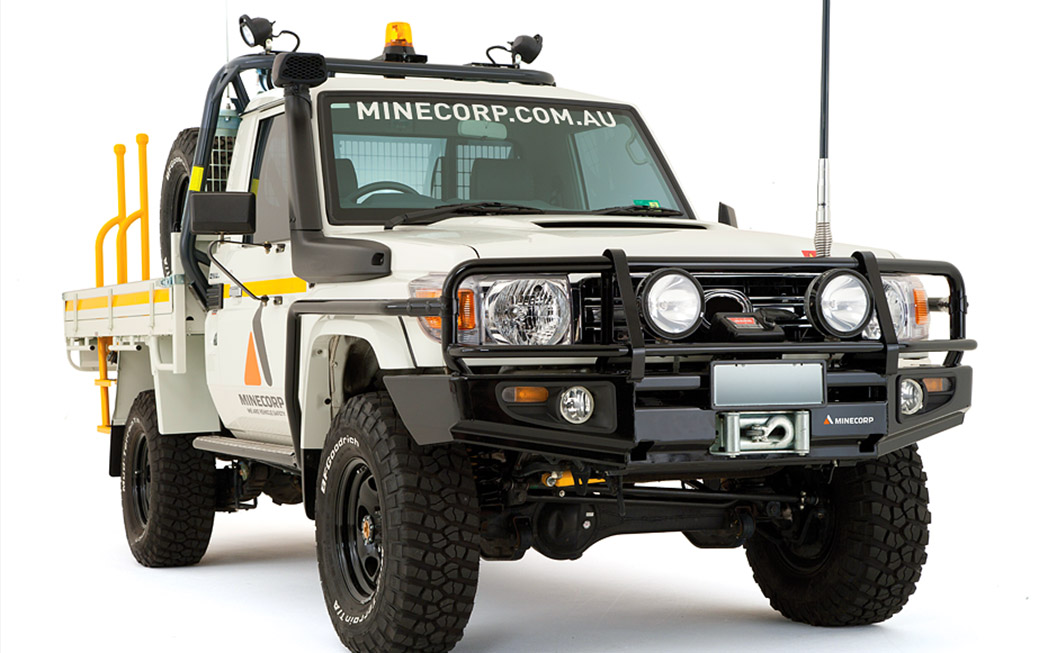 Minecorp Vehicle