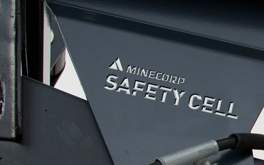 Minecorp Safety Cell ROPS