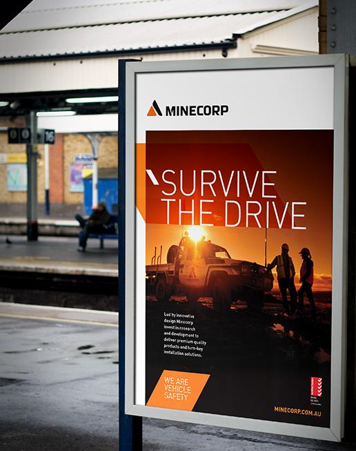 Minecorp Advertising