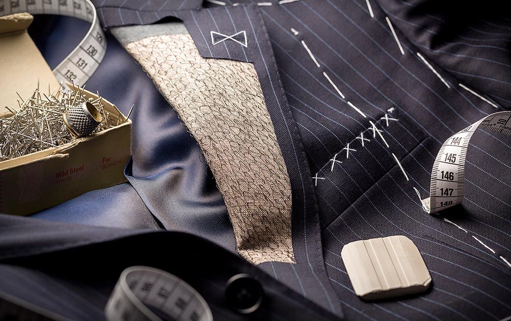 Mitchell Ogilvie Bespoke Suits