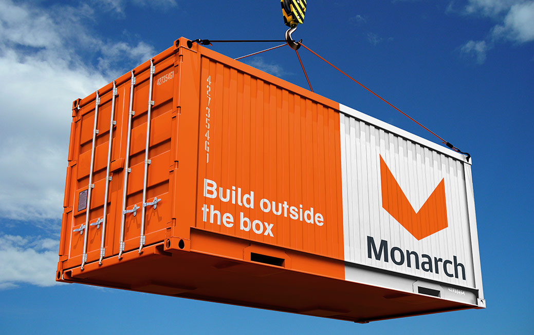 Monarch - Build Outside the Box